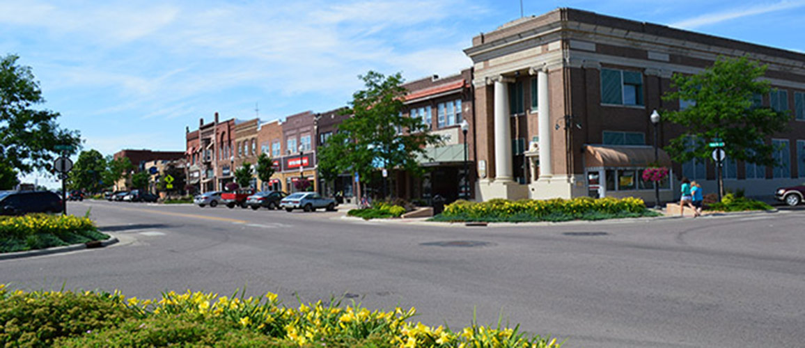Brookings Commercial Historic District