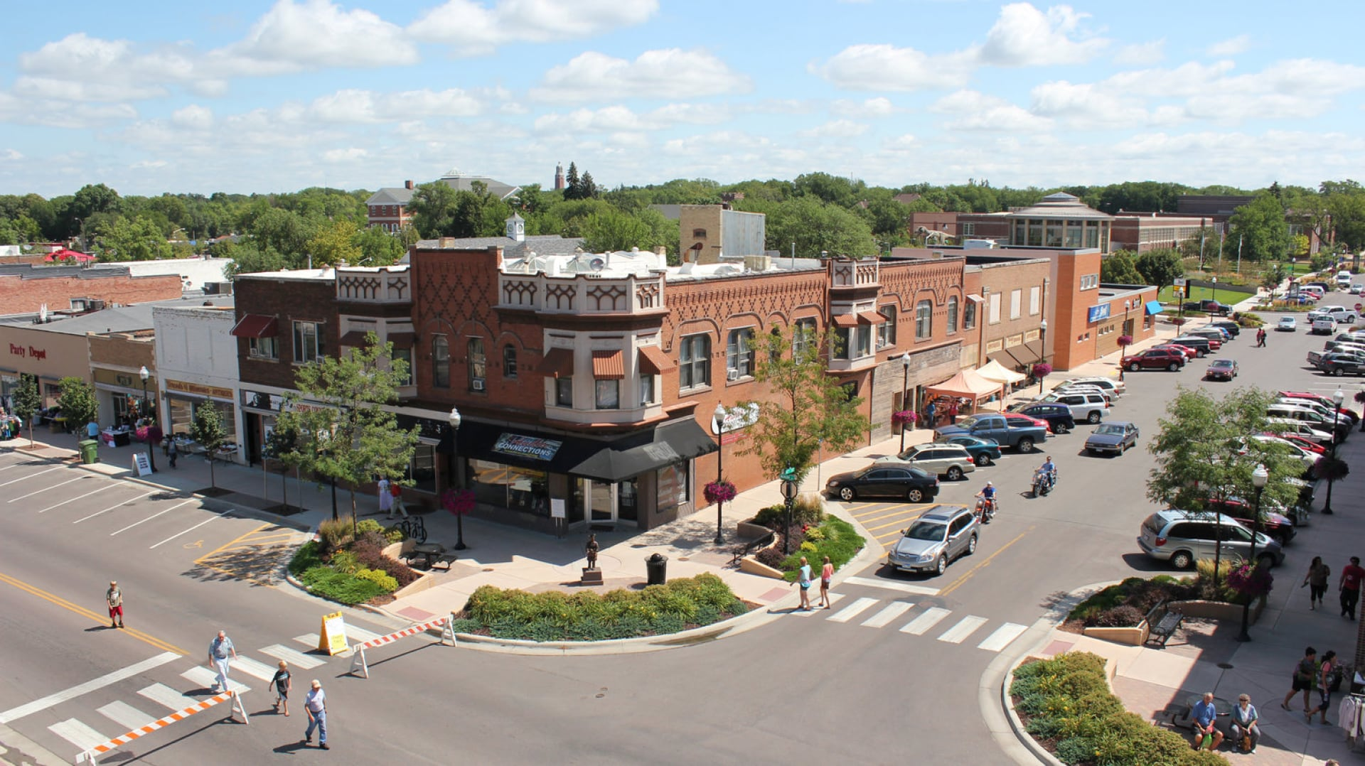 Downtown Brookings