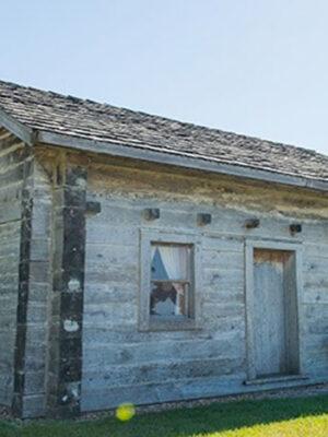 Centennial Pioneer Cabin