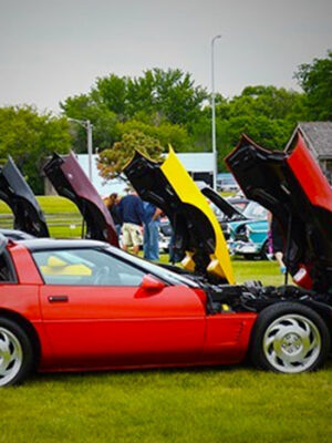 Brookings Car Show