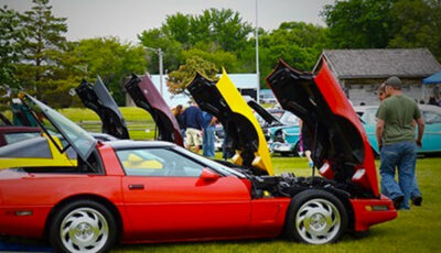 Brookings Car Show
