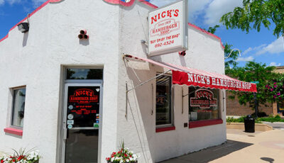 Nick's Hamburger Shop