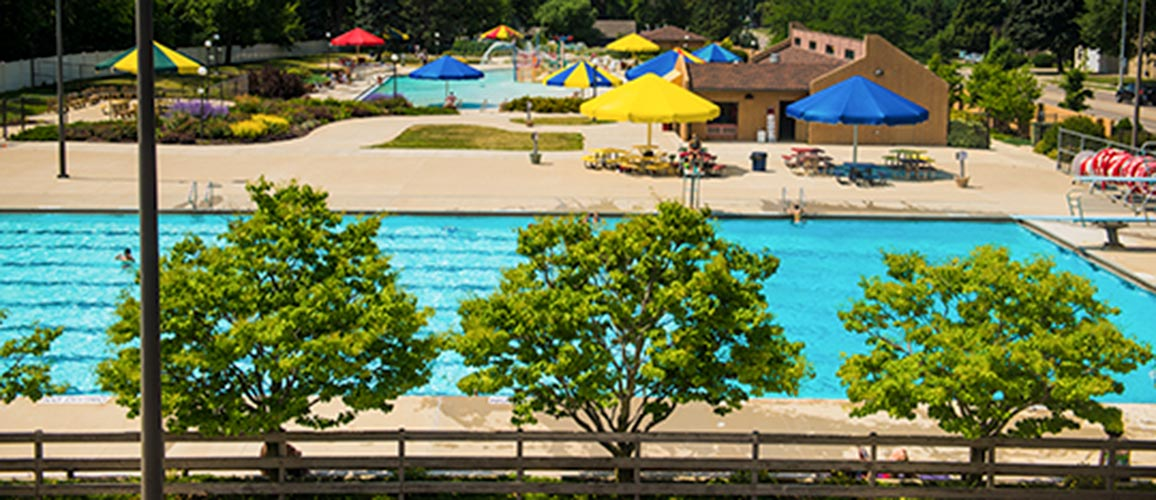 Hillcrest Aquatic Center
