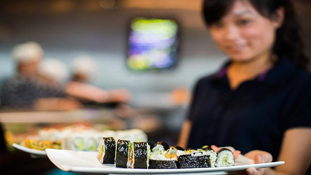 Sake Sushi & Hibachi