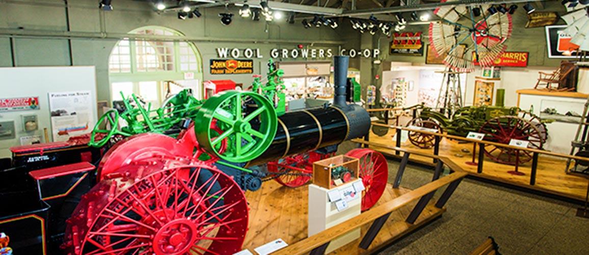 South Dakota Agriculture Museum