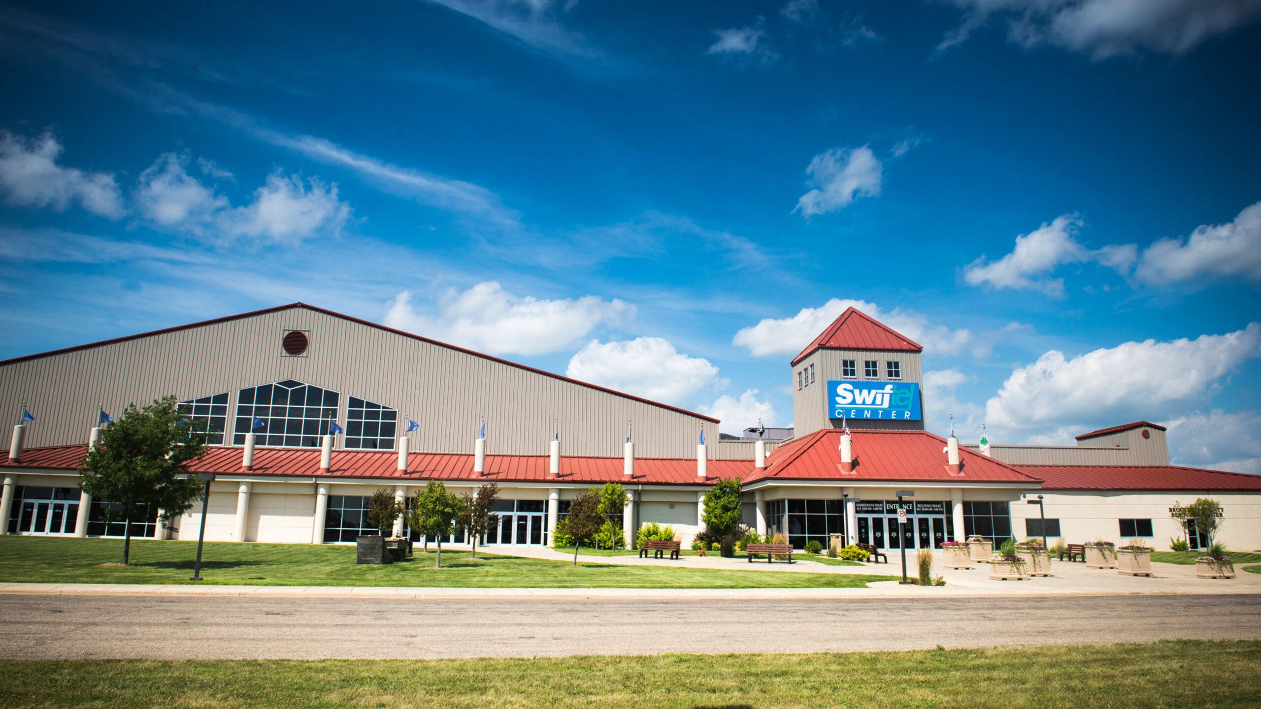 Swiftel Center in Brookings South Dakota