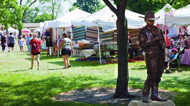 50th Annual Brookings Summer Arts Festival