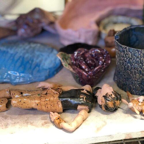 Ceramics Teen Summer Camp