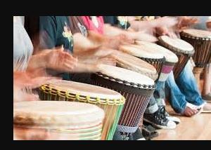 African Drumming Workshop: Ages 12-16