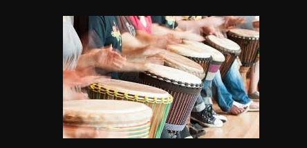 African Drumming Workshop: Ages 12-16