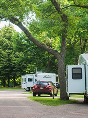 Brookings' Sexauer Park and Campground