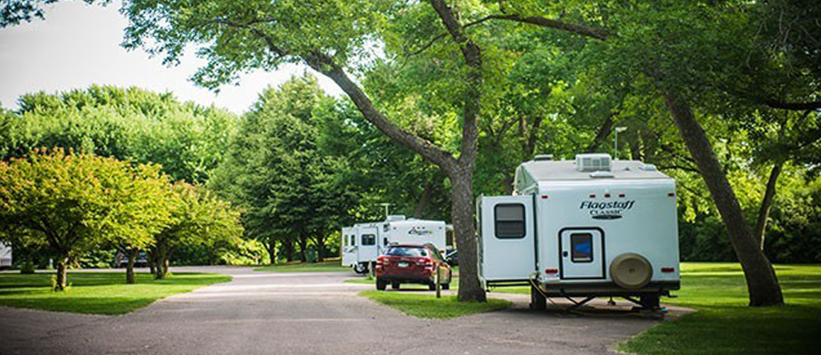Brookings Sexauer Park and Camping
