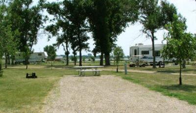 Lake Thompson Recreation Area