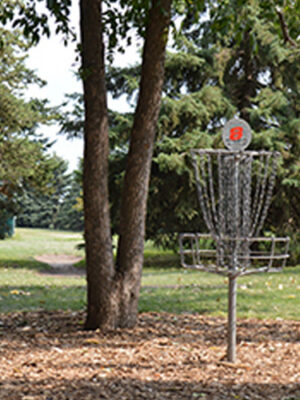 Larson Park & Disc Golf Course
