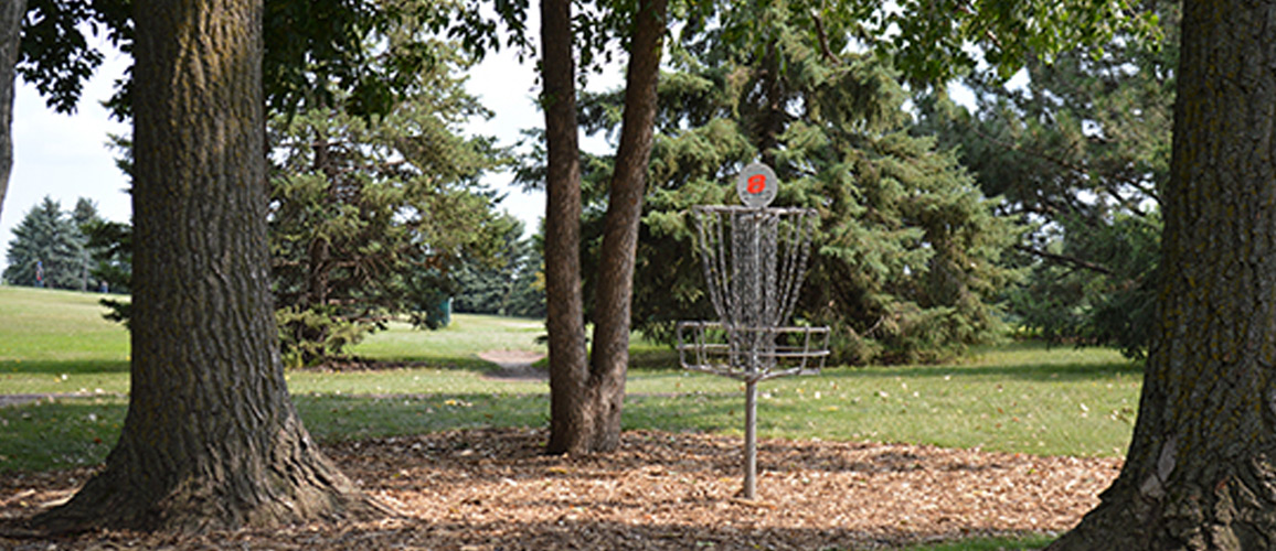 Larson Park & Disc Golf Course
