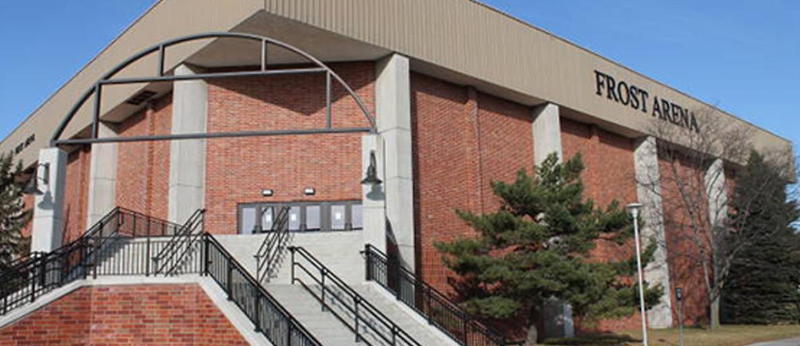 SDSU Frost Arena
