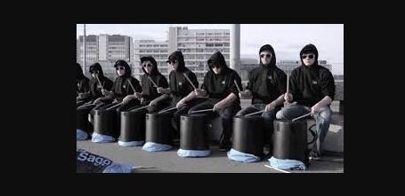 Bucket Drumming Workshop: Ages 12-15