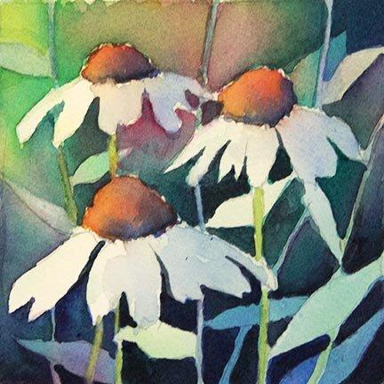 Watercolor Negative with Linda Hoffelt