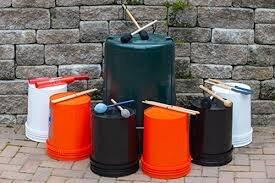 Bucket Drumming Workshop: Ages 9-11