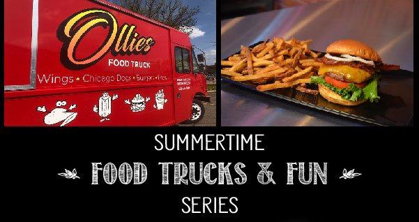 Summertime Food Trucks & Fun