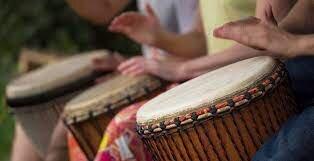 Teen African Drumming Workshop