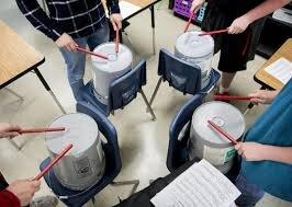 Bucket Drumming Youth Workshop