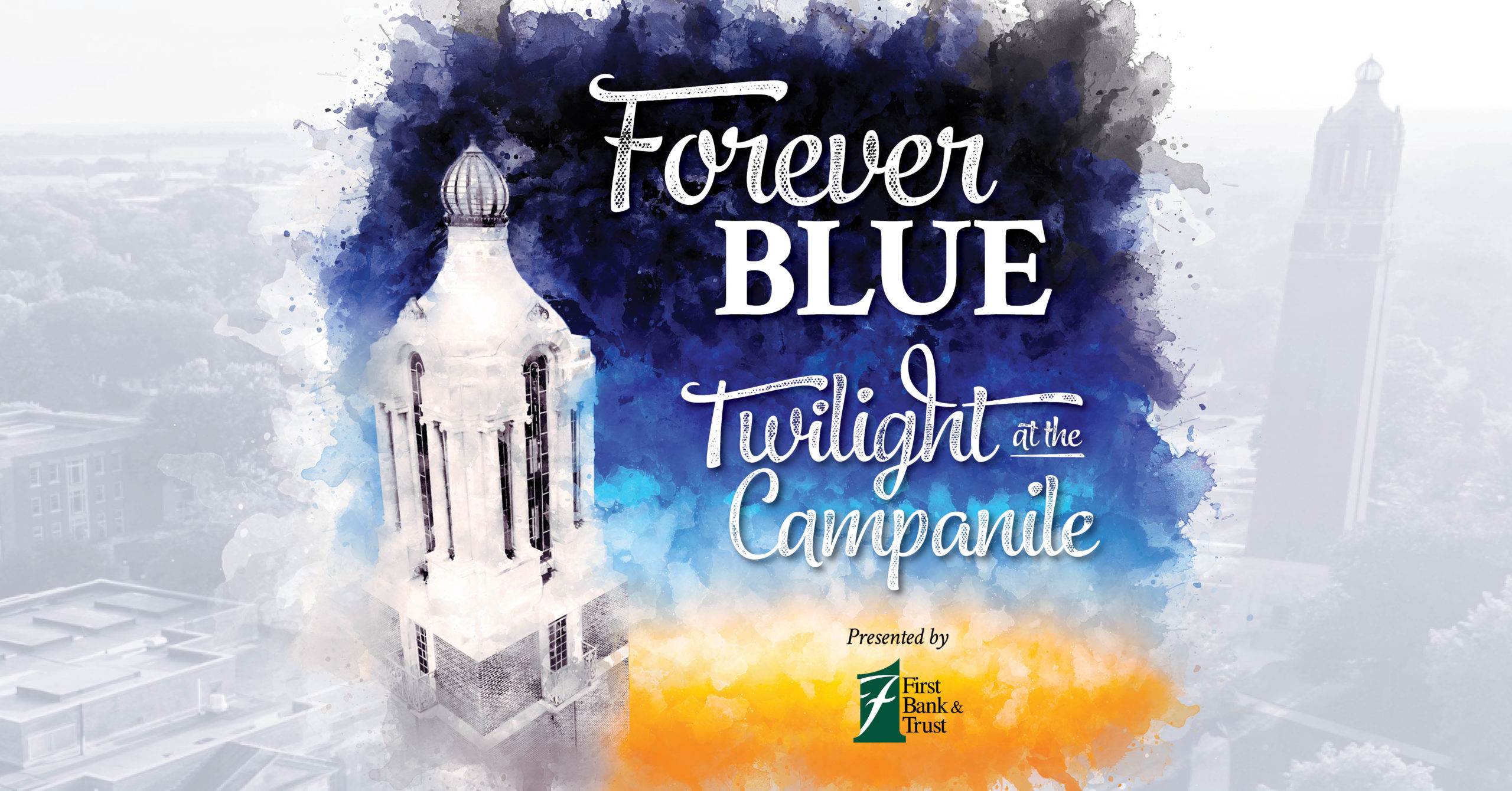 Forever Blue: Twilight at the Campanile